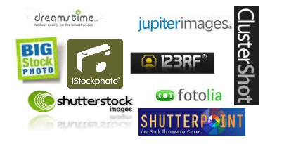 Paid photography sites screenshot