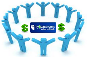 How to Make Money with MySpace