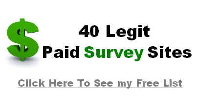 Trusted Paid Surveys