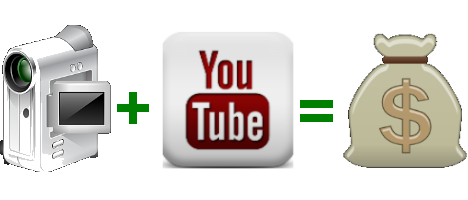 earn money with YouTube videos