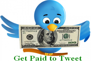 Get Paid To Tweet