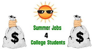 Cool Summer Jobs for College Students