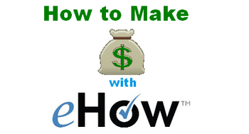 How to Make Money With eHow