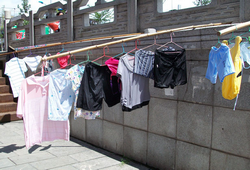 Air Drying Clothes To Conserve Energy