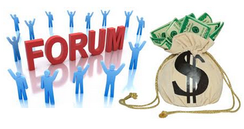 Paid Forum Posting