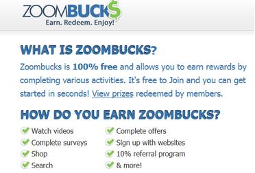 ZoomBucks