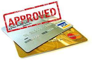 get a credit card with no credit
