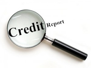 What information is on a credit report